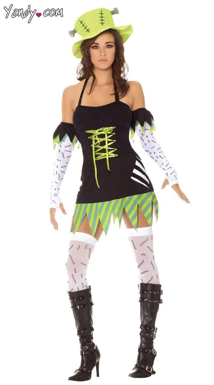 Bride Of Frankenstein Costume | Costumes & Make up | Pinterest