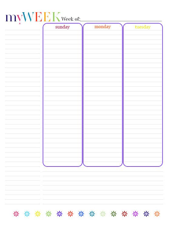 53 best teacher planner images on Pinterest Happy planner - printable ledger pages
