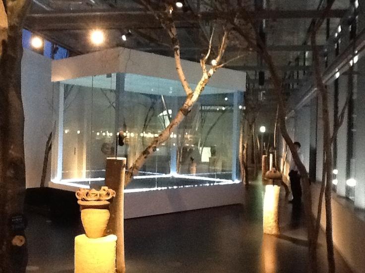 里山現代美術館