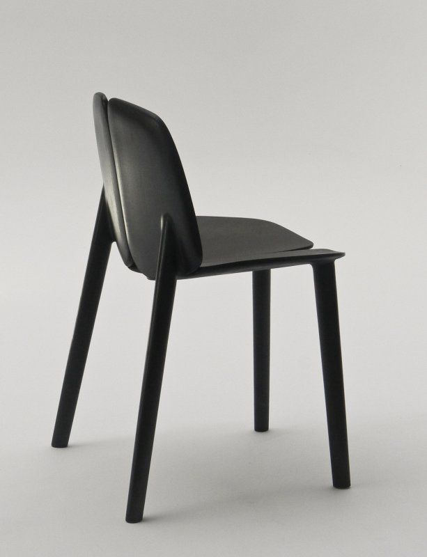 Osso Chair 2011 Chair Collection Solid Oak, Maple, Or Ash Wood Chair: 450