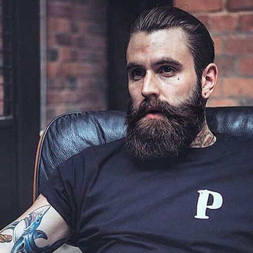 Enjoyable 1000 Images About Beard Styles On Pinterest Mens Tops Long Short Hairstyles For Black Women Fulllsitofus