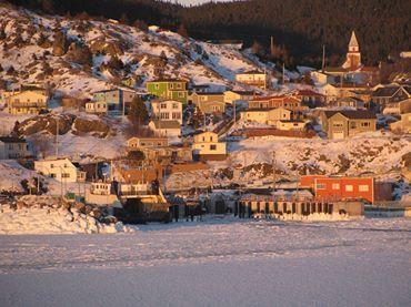 Portugal Cove, Conception Bay, Newfoundland, Canada - Home