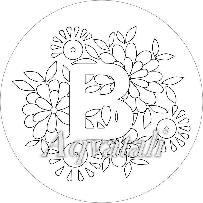 My Dog Instant Download PDF Black White Pattern Best Gift Digital Hand Embroidery Pattern #05028 Color Pattern
