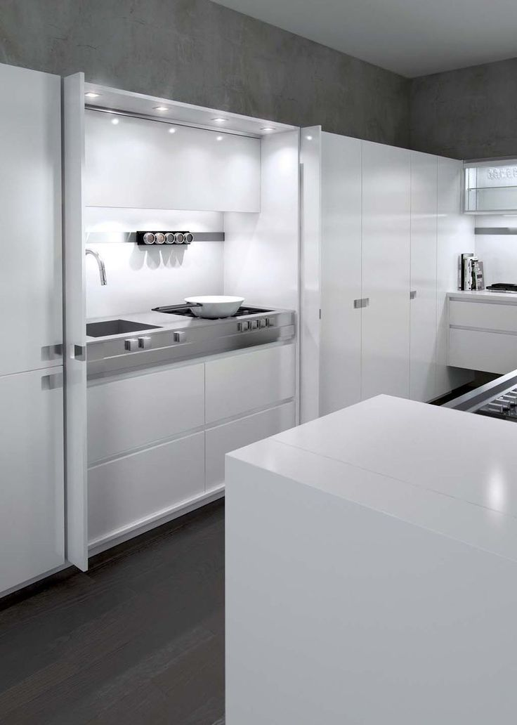 14 Best High Tech Kitchen Design Images On Pinterest