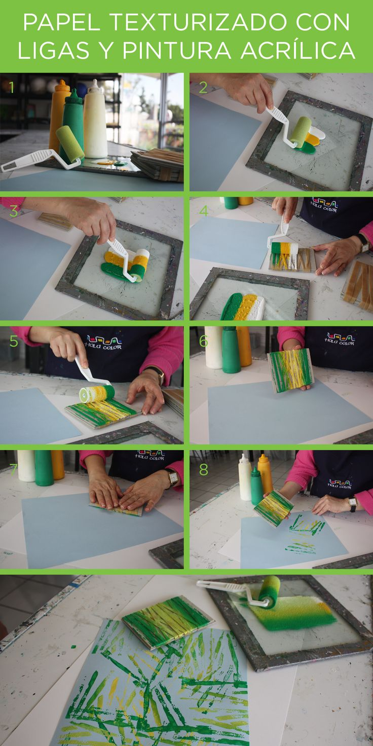 Las 25 mejores ideas sobre rodillos de esponja en - Rodillos de pintura ...