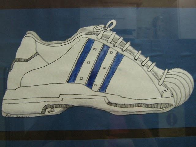 Contour Line Drawing Shoes Lesson Plan : 27 best contour line images on pinterest art education lessons