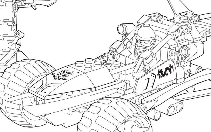 lego ninjago airjitzu coloring pages - photo#16