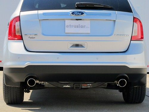 Curt Trailer Hitch Receiver Custom Fit Class Iii  Trailer Hitch Installationford Edgeeye Candy