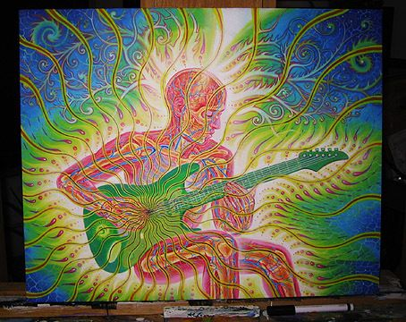 Alex Gray painting - bairrfhionn's Pictures | Ultimate-Guitar.Com