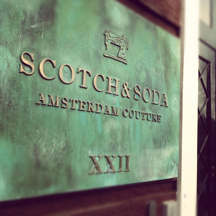 Scotch & Soda headquarters