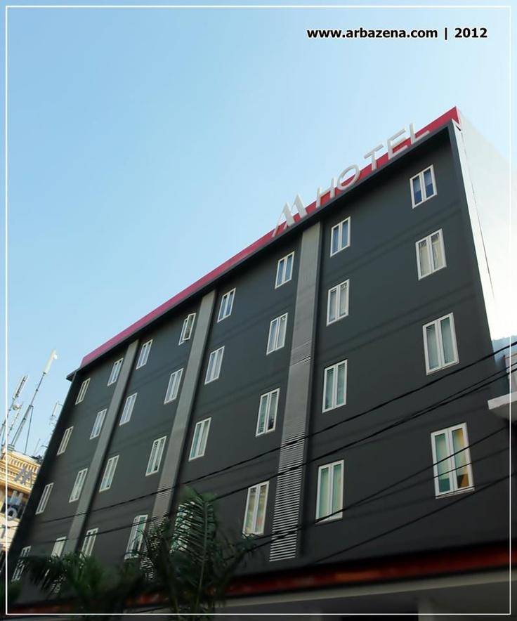 M Hotel - www.arbazena.com