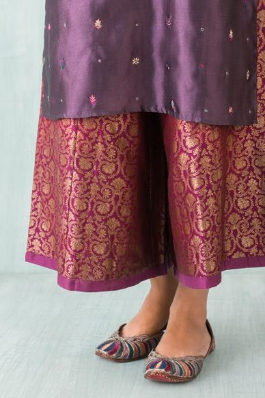 Goodearth - Kashika:Brocade Begum Chandi Farshi