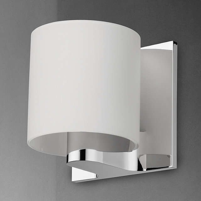 BuyFlos Tilee Wall Light, White Online at johnlewis.com