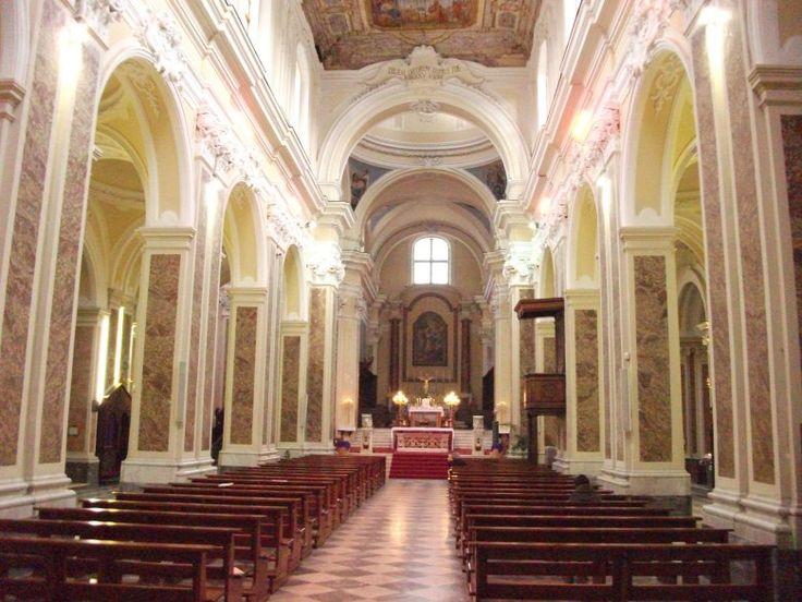 The Cathedral - the Cathedral Parish - Piazza Umberto I - Sant'Agata dei Goti (BN)