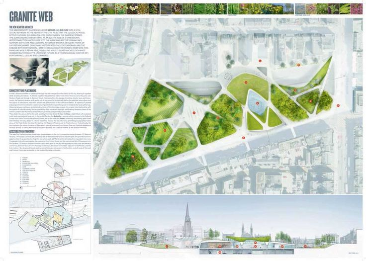 Landscape competition cerca con google drawing for Landscape design contest