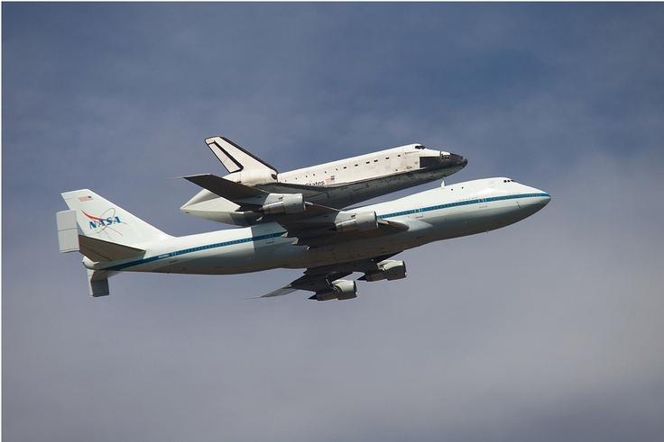 Space Shuttle & NASA B747   NASA's space shuttle ( RIP ...