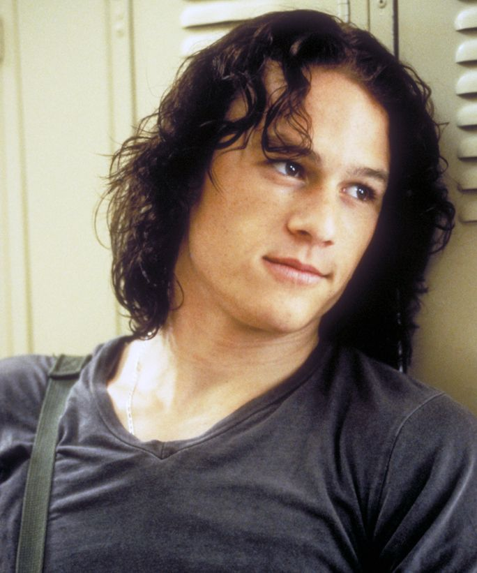See Heath Ledger's Most Memorable Movie Roles, in Honor of the Late Actor's Birthday - In 10 Things I Hate About You, 1999 from InStyle.com