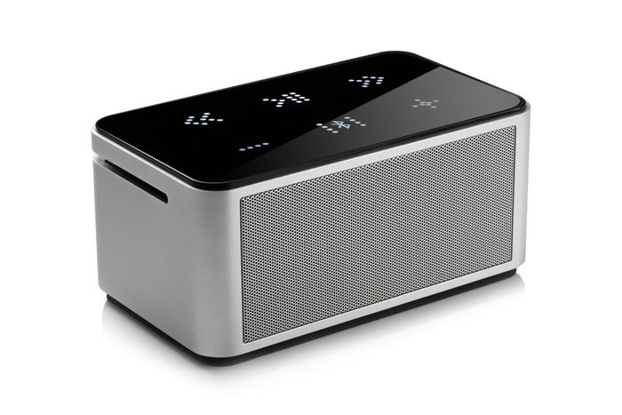 High Fidelity Bluetooth Speaker with amazing sound quality and beautiful outlook for your iPhone, iPad or mobile devices. by BUMM Sound Technology