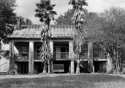 Macland Plantation, this is my absolute favorite house from LA.