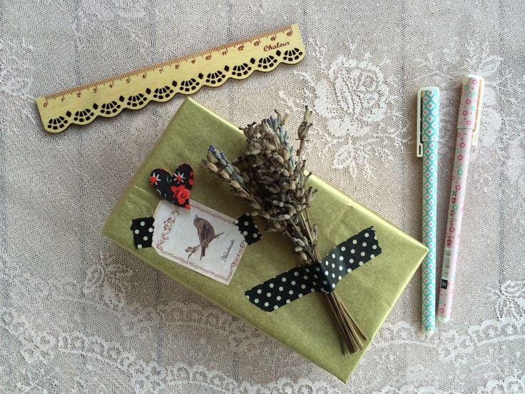 cafe craft istanbul: Hediye Paketleme