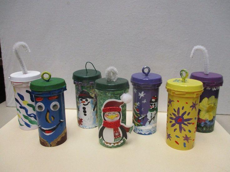 1000 ideas about pill bottle crafts on pinterest for Medicine bottle crafts