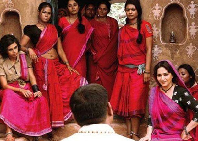 50 shades of Pink: Gulaab Gang's Aerosmith connection http://movies.ndtv.com/bollywood/50-shades-of-pink-gulaab-gang-s-aerosmith-connection-486703