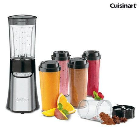 15-Piece Set: Cuisinart Compact Blending & Chopping System at 65% Savings off Retail!