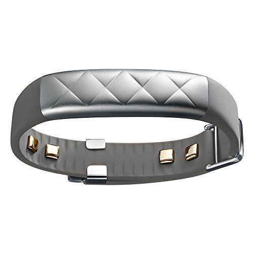 Jawbone UP3 Tracker d'Activité/Sommeil Argent