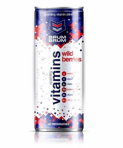 Brum Brum Energy Drink