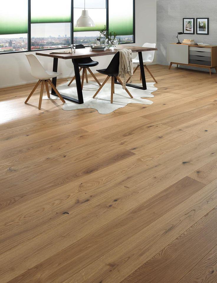 parkettboden von ambiente geklktes eichenholz fr ihr zuhause teppiche bden pinterest - Geflschte Parkettbden