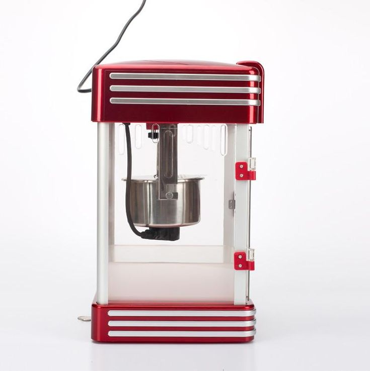 Decorative Commercial Popcorn Machine Household