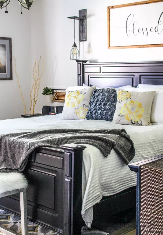 Budget Friendly Decor Ideas For The Master Bedroom Cheap Bedroom Decor Bedroom Decor On A Budget Bedroom Decor