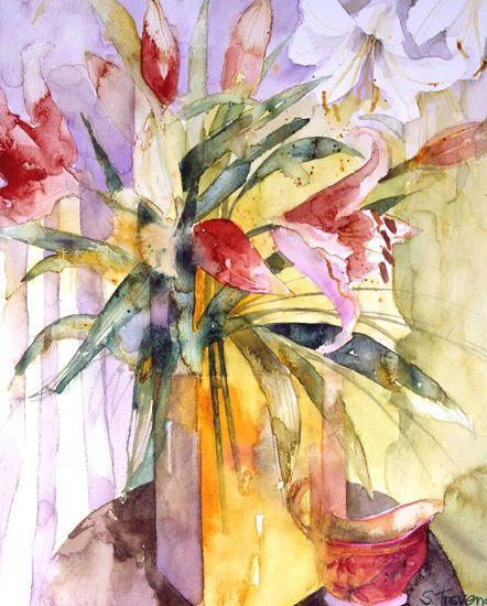 Seeking Beauty - Shirley Trevena (British)-1