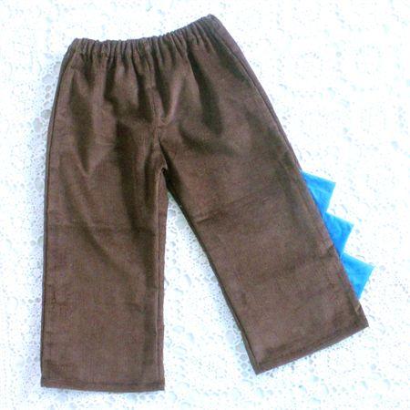Boys Roar Cord Pants - Size 3
