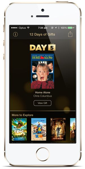 Download Home Alone / Hugo For Free On iTunes In HD Today! [Apple's 12 Days Of Gifts]
