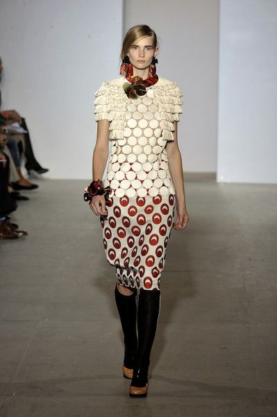 Marni at Milan Fashion Week Spring 2009 - Runway Photos