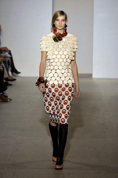 Marni at Milan Fashion Week Spring 2009 - Runway Photos