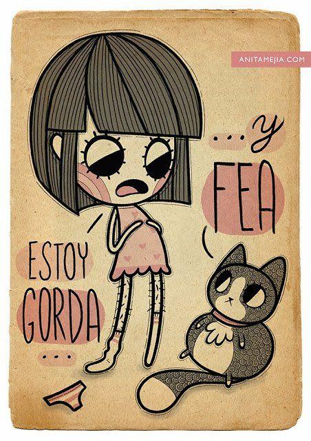 Anita Mejía, Ilustradora