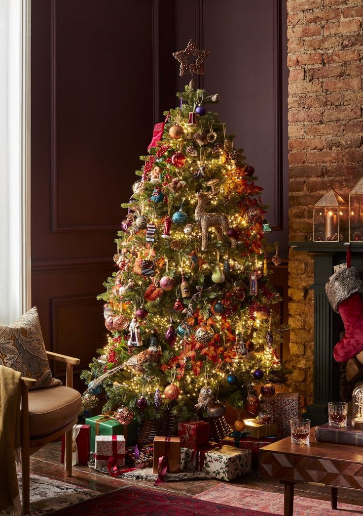John Lewis reveals its top Christmas decorating trends for