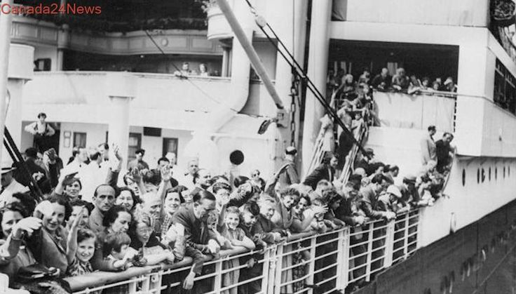 Canada to apologize for refusing entry to Jewish refugees fleeing Holocaust in 1939