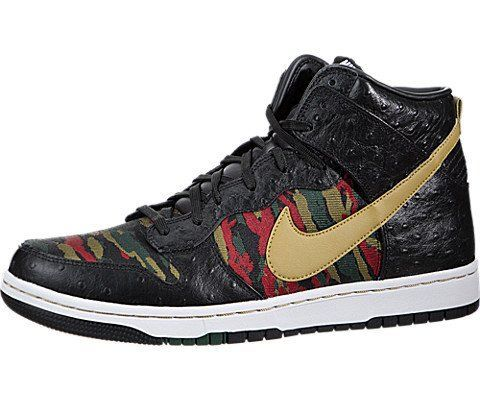 nike DUNK CMFT PRM QS mens hi top trainers 716714 sneakers shoes ** Details can be found by clicking on the image.