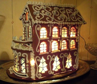 #gingerbread house