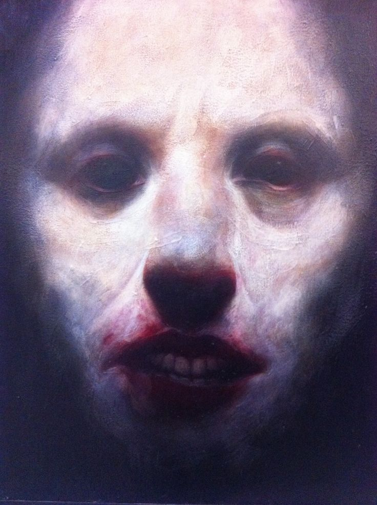 Ken Currie, Shadow Figures — Dark Art & Craft