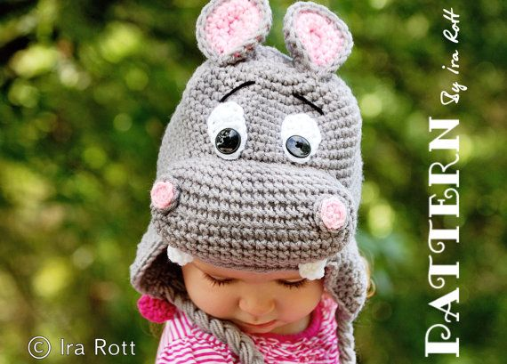 801 Best Baby And Small Childrens Hats Images On Pinterest