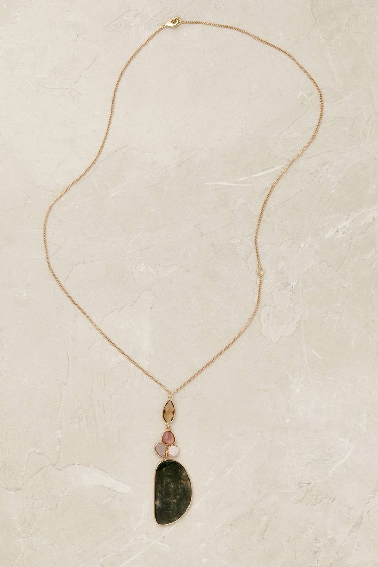 Slide View: 1: Daria Pendant Necklace