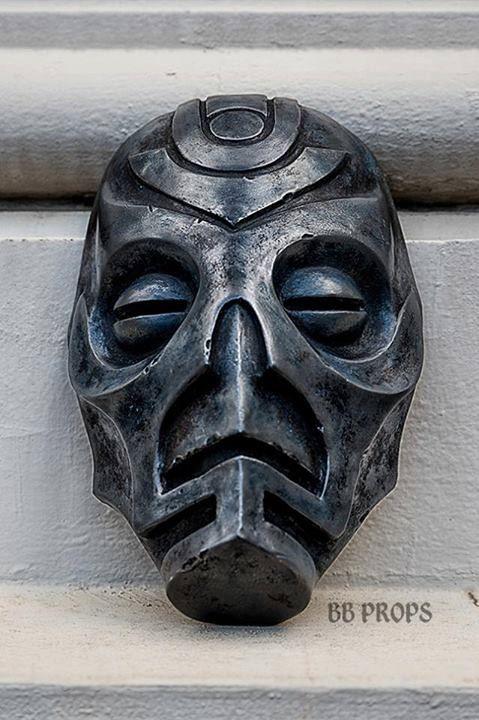Skyrim Dragon Priest Mask Prop Replica - Nahkriin