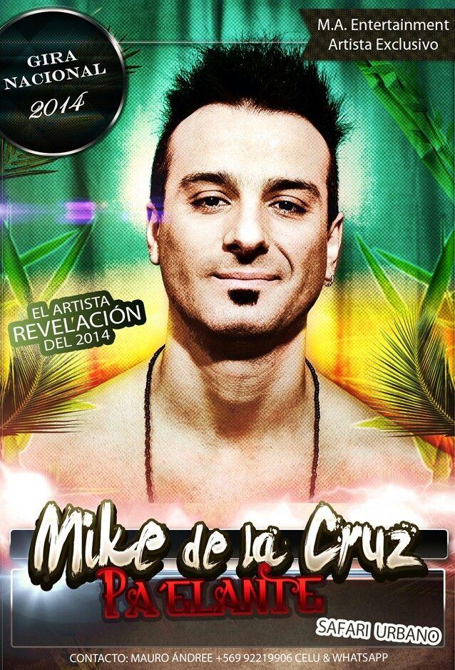 Mike de la Cuz (Cantante) www.MIKEDELACRUZ.tk