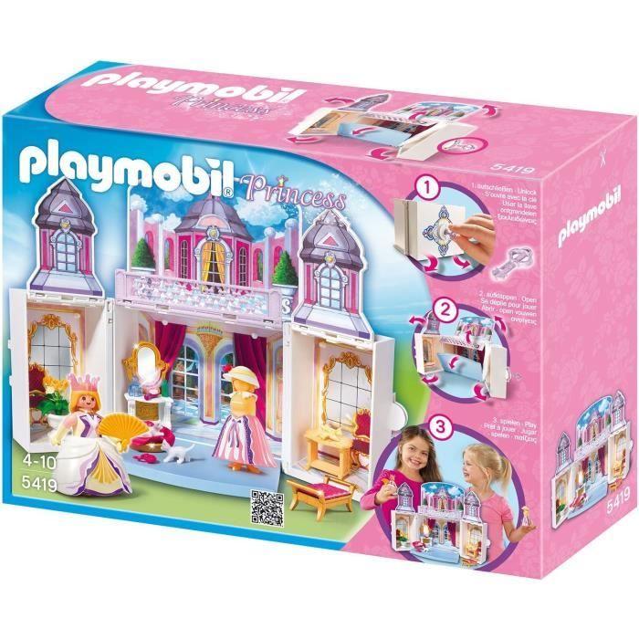 UNIVERS MINIATURE PLAYMOBIL 5419 Coffre Princesse