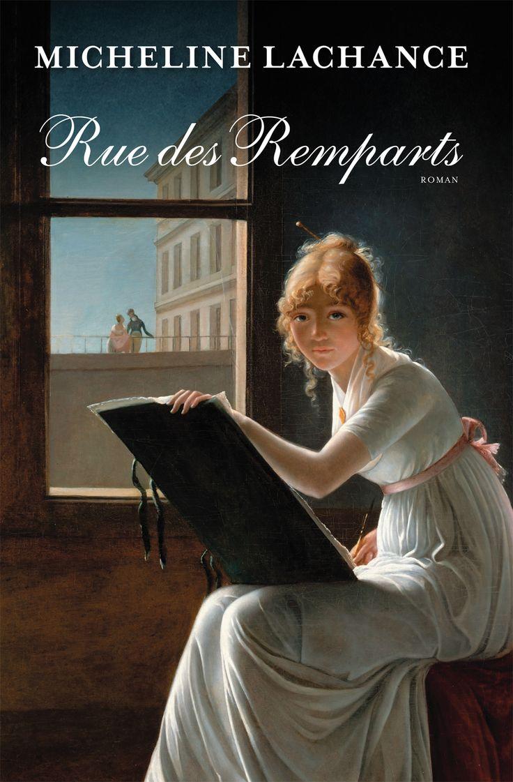 Rue des Remparts - Micheline Lachance - 512 pages, Couverture souple. -   Référence : 00904420 #Livre #Lecture #Québec #Cadeau #Roman