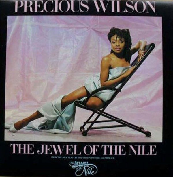 Precious Wilson - The Jewel Of The Nile (Vinyl) at Discogs